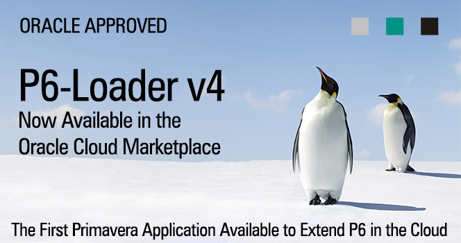P6-Loader Cloud Marketplace Approved