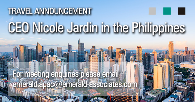 CEO Nicole Jardin in the Philippines